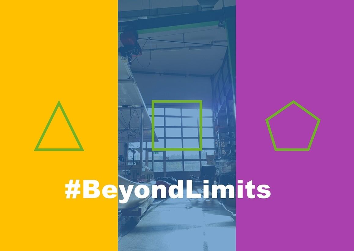 Graphics für das Förderprojekt BeyondLimits