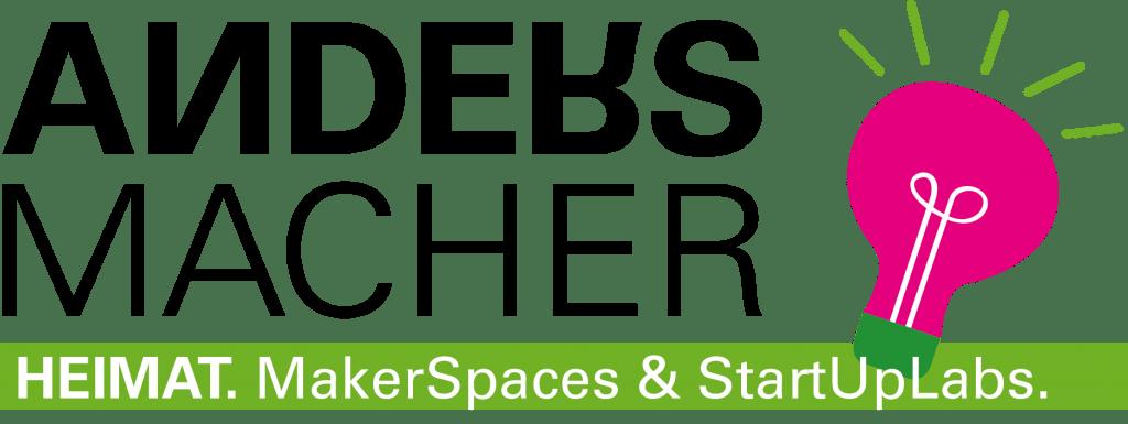 Andersmacher Grafiken für MakerSpaces und StartupLabs