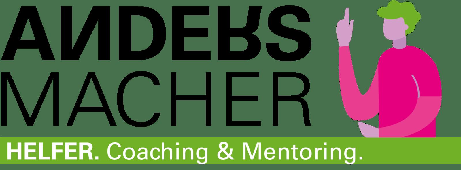 Andersmacher Grafiken für Coaching und Mentoring
