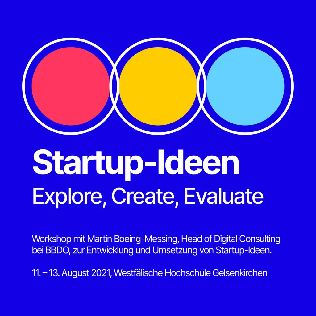 Workshop - Startup - Ideen